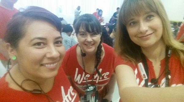 Erica Menchaca, Teresa McAllister, Jessica Wojtysiak May 18 2018.jpg
