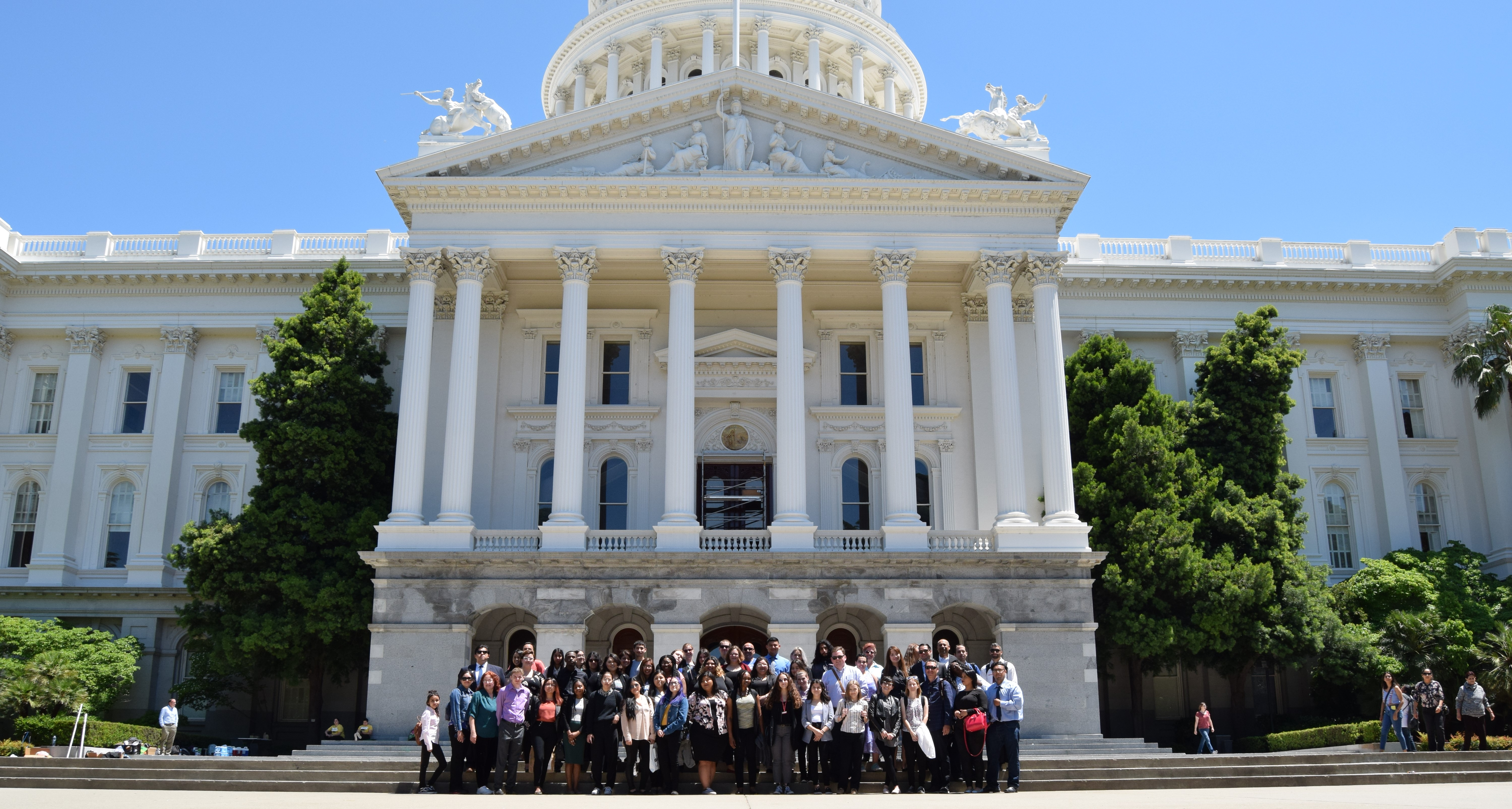 group shot in front of capitol.JPG