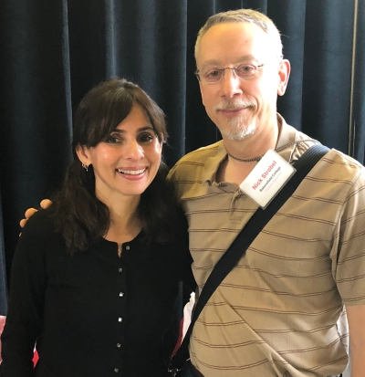 Sonya Christian and Nick Strobel