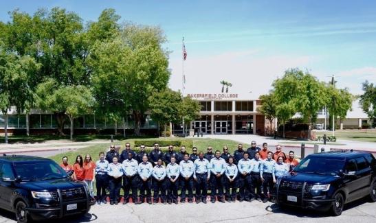 Public Safety Group Photo