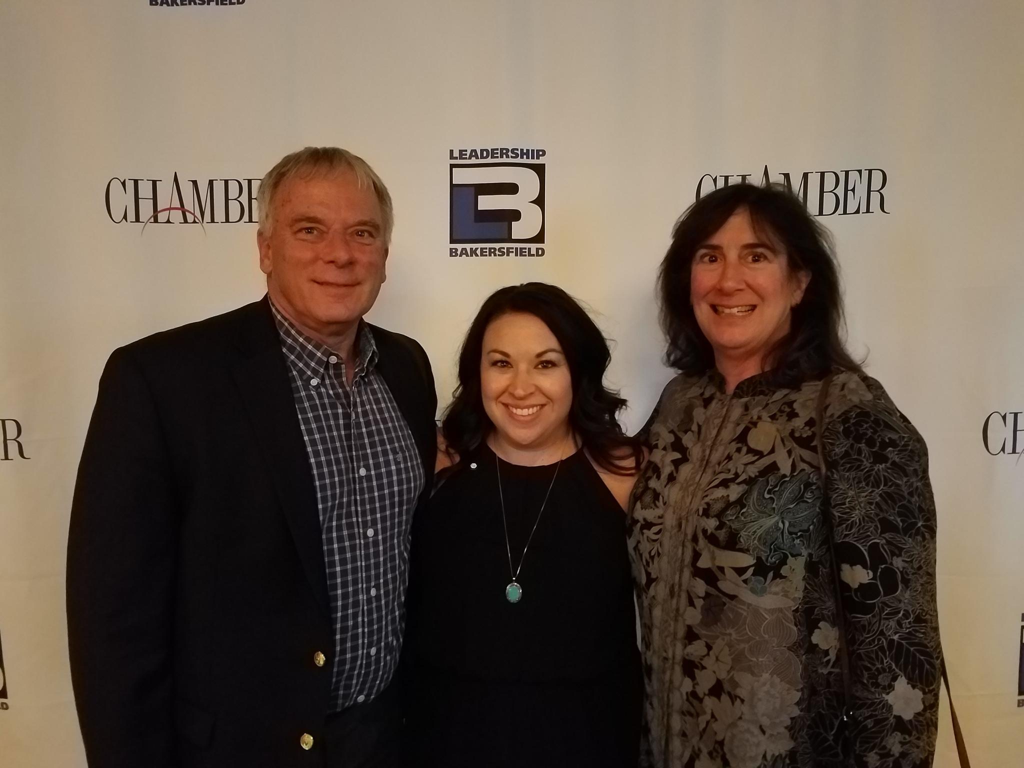 Heather Penella June 2018 with Tom Gelder and Dana Gelder