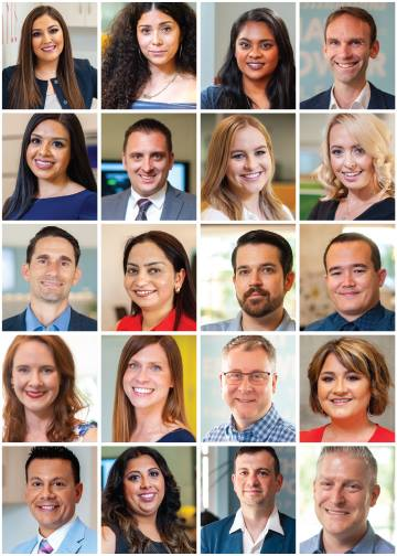 People under 40 to watch