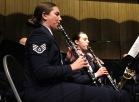 单簧管演奏者