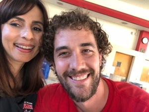 Sonya Christian, Jonathan Schultz June 26 2018