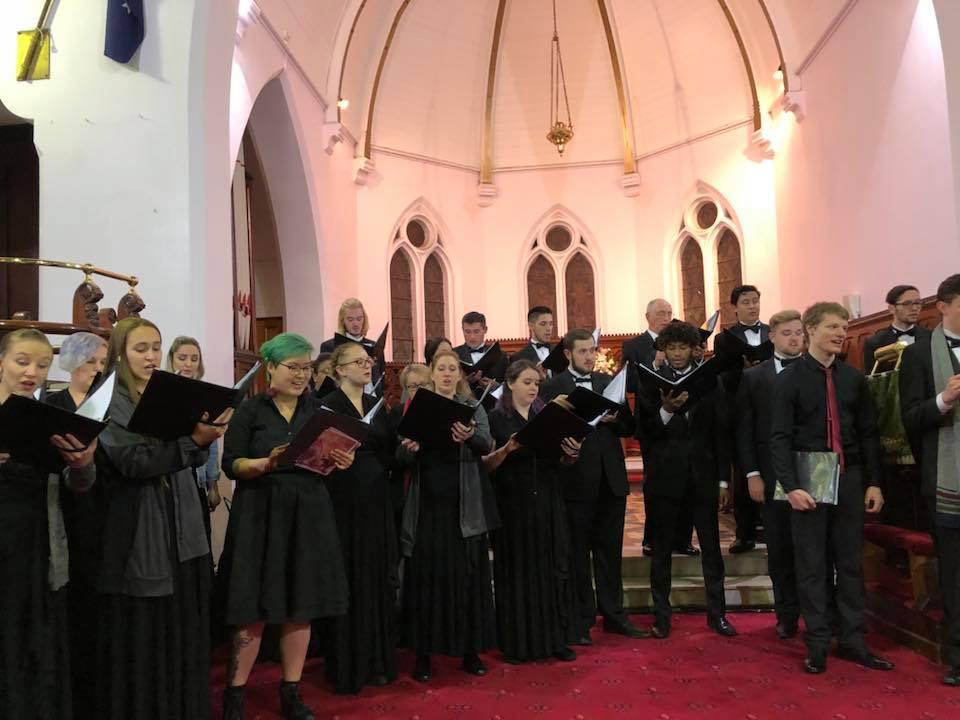 Chamber Singers Sydney University Madrigal Society