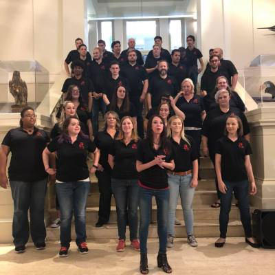 Chamber Singers at the Australian Museum