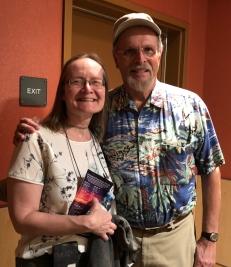 Isabel Stierle和Rob Parsons