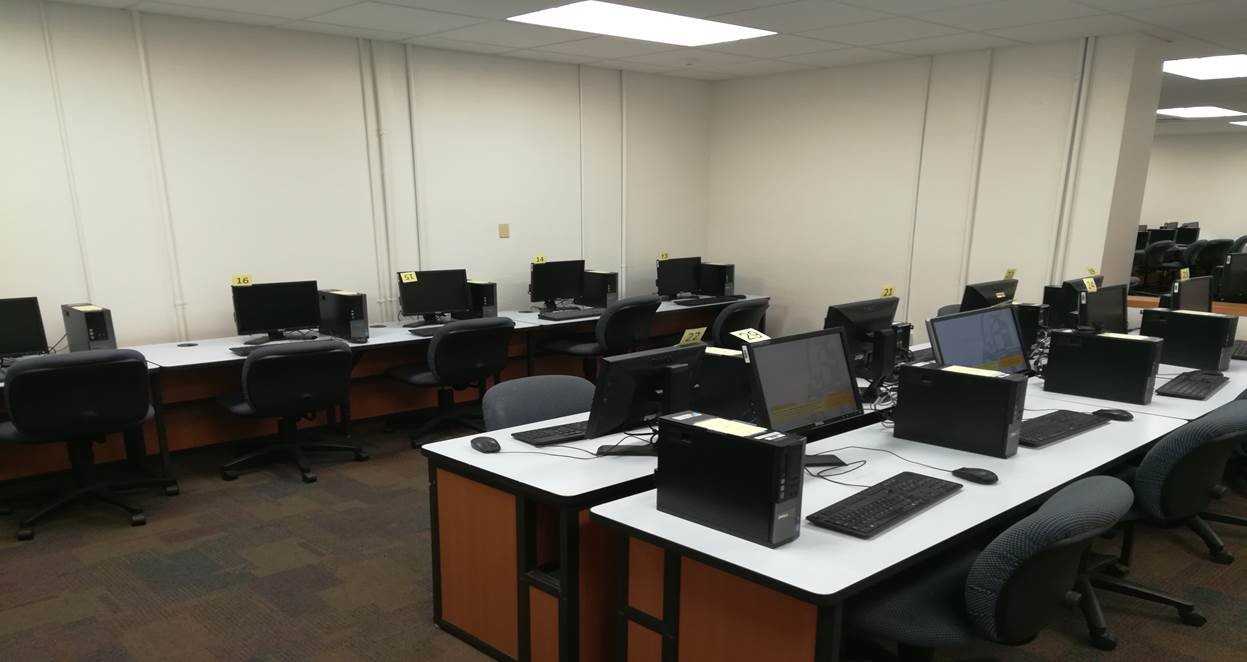 Testing and Placement Computers