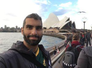 Nicky Damania in Sydney