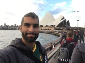 Nicky Damania in Sydney