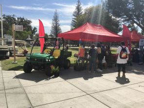 Ag Department at the Student Involvement Festival