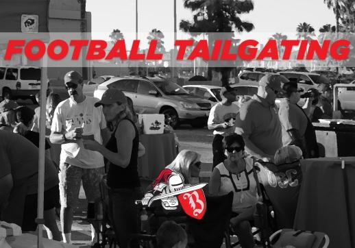 BC Football Tailgating