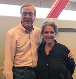 Bill Thomas and Nan Gomez Heitzeberg Sep 8 2018 cropped