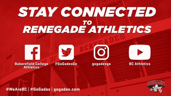 Renegade Athletics Social Media