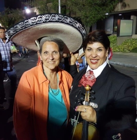Mariachi Carmen Bernal and Nan