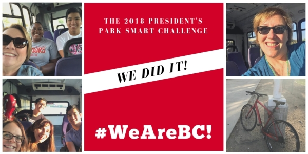 The 2018 President's PArk Smart Challenge