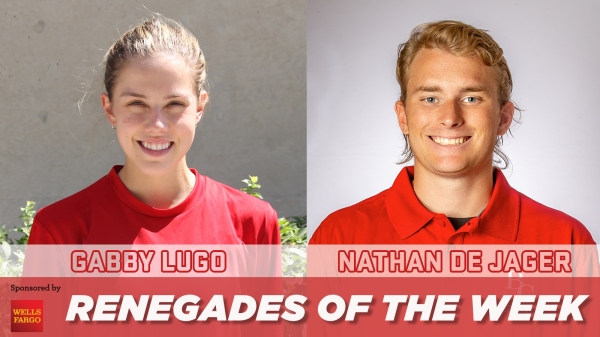 10.23 RENEGADES OF THE WEEK