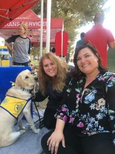 Disability Awareness Day Monika and Tamara