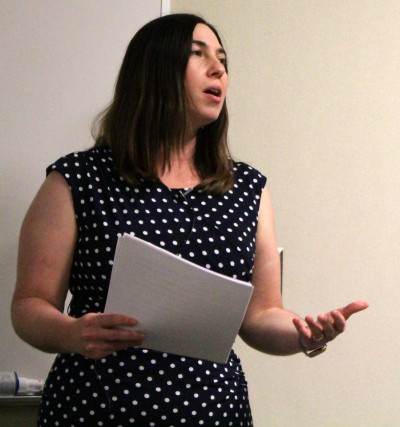 Dr. Sarah Wald