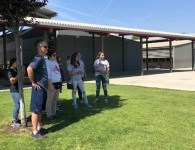 MESA Students Paying it Forward