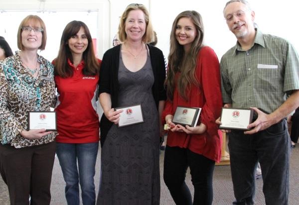 Sondra Keckley, Sonya Christian, Sarah Baron, Lesley Bonds, Nick Strobel.jpg