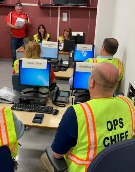 Sonya Christian, Chief Counts, Jennifer Serratt Oct 18 2018