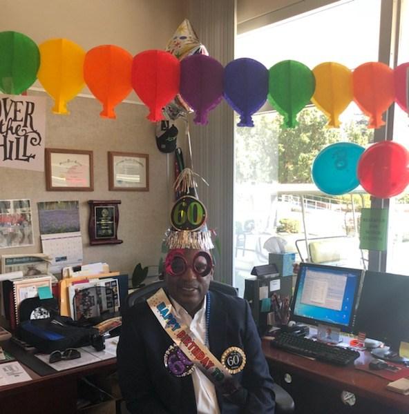 Steve Watkins Birthday