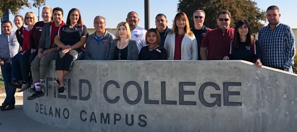 College Council in Delano Nov 2 2018