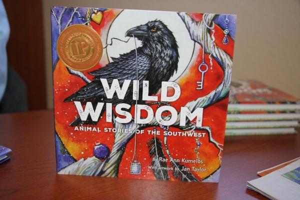 Wild Wisdom book cover