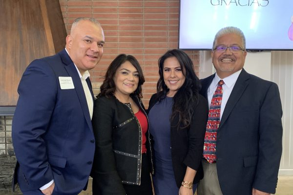 Group of Chicano Latino Community Leaders
