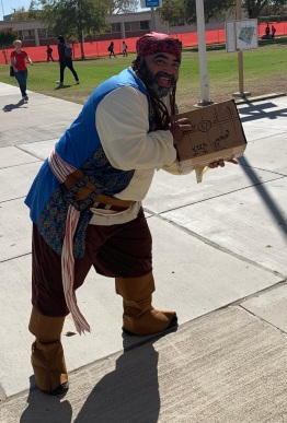 海盗装备,盒子看起来像宝箱