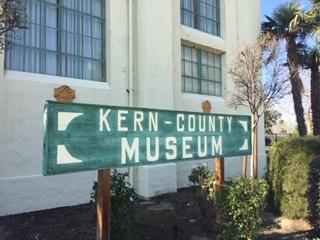 克恩县博物馆标志