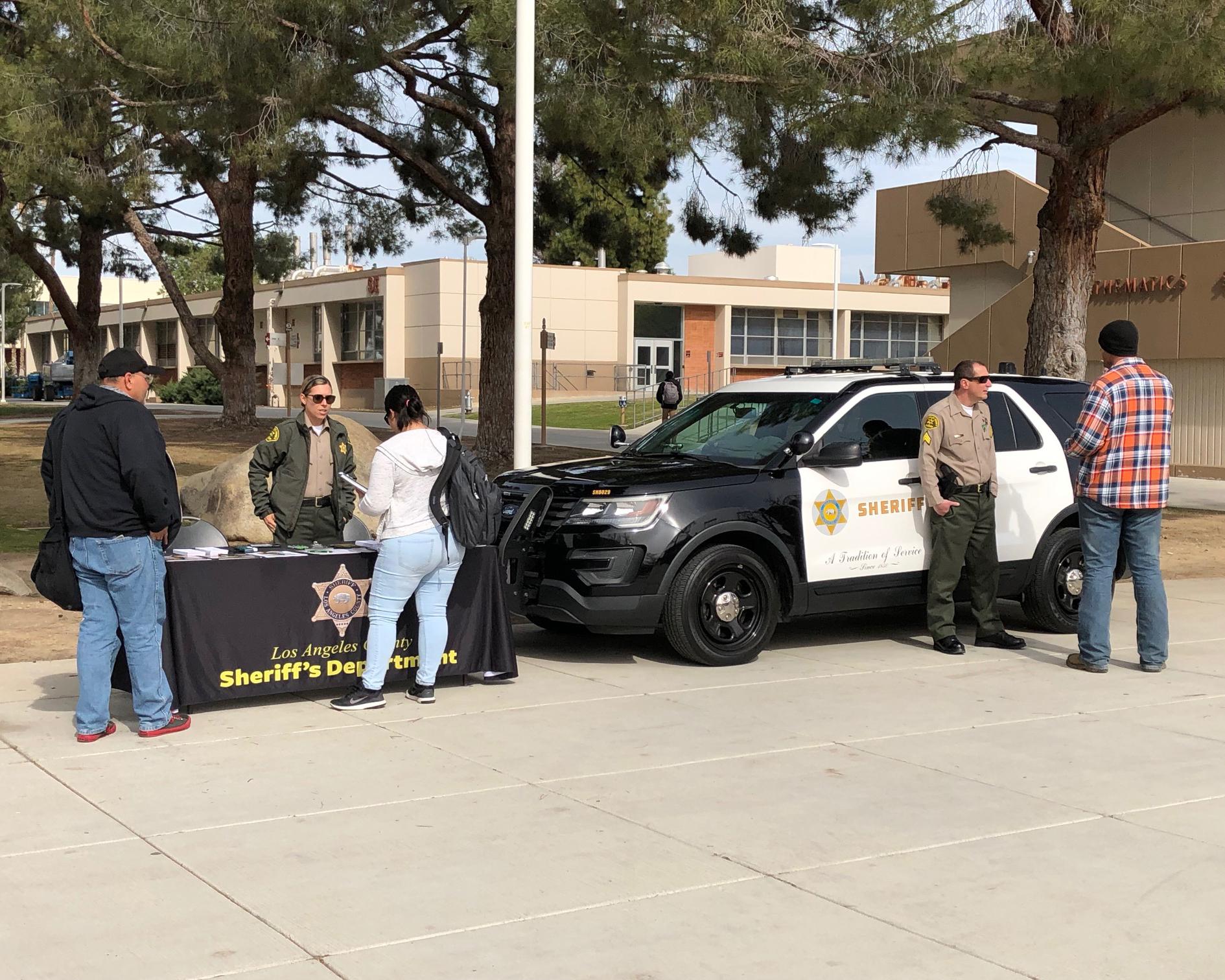 LA Sheriff Department