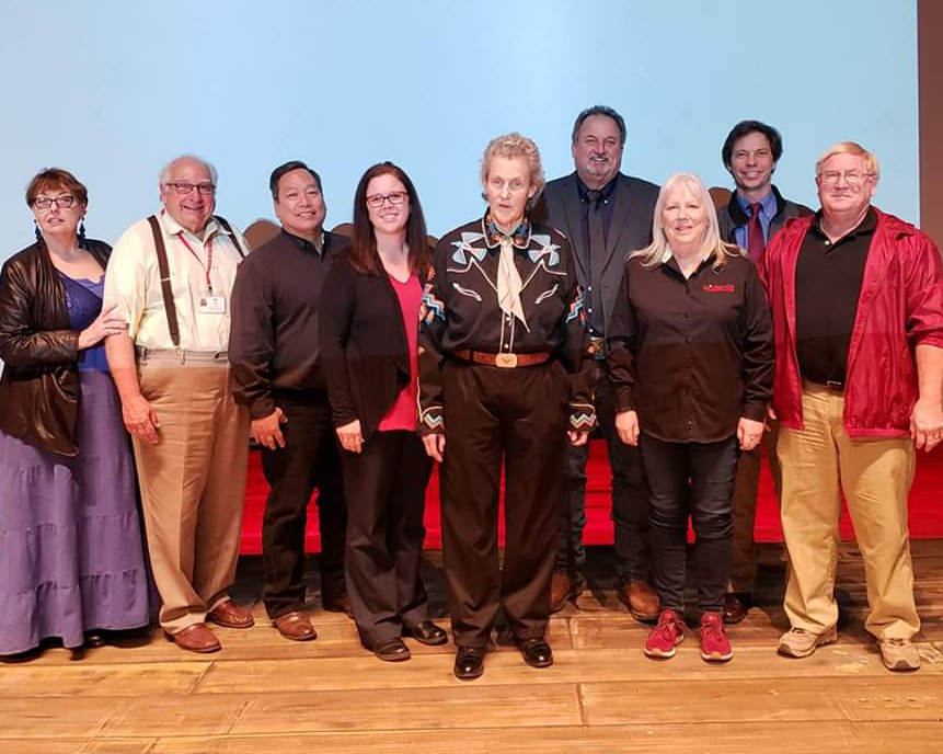Temple Grandin group