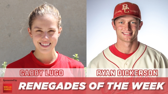 Renegades of the Week