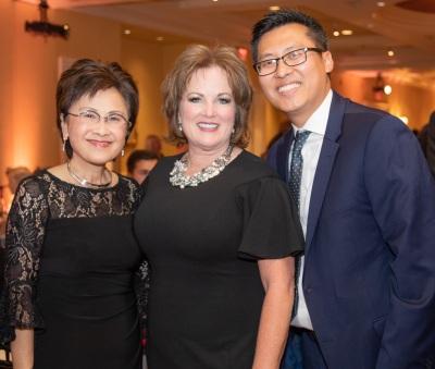 Karen Goh, Shannon Grove, Vince Fong