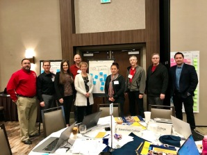 BC Team at Connecting the Dots