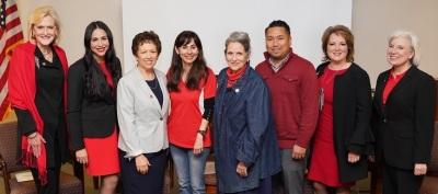 Women in Leadership with Trustees