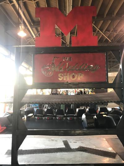 McFarland Welding Shop M