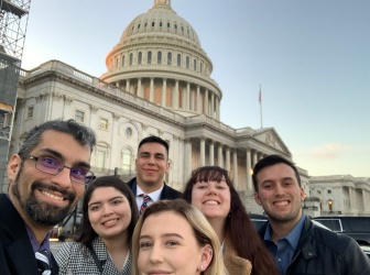 BCSGA Team in Washington