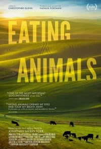 eating animals movie poster