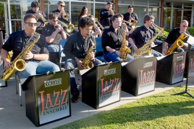 BC Jazz ensemble