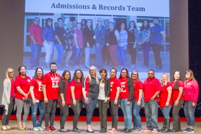 bc Admissions and Records team